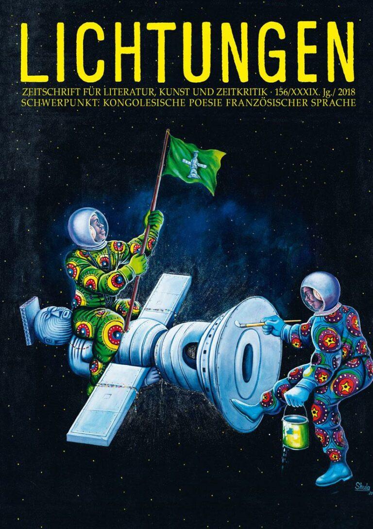 Lichtungen Zeitschrift kuratiert von Fiston Mwanza Mujila