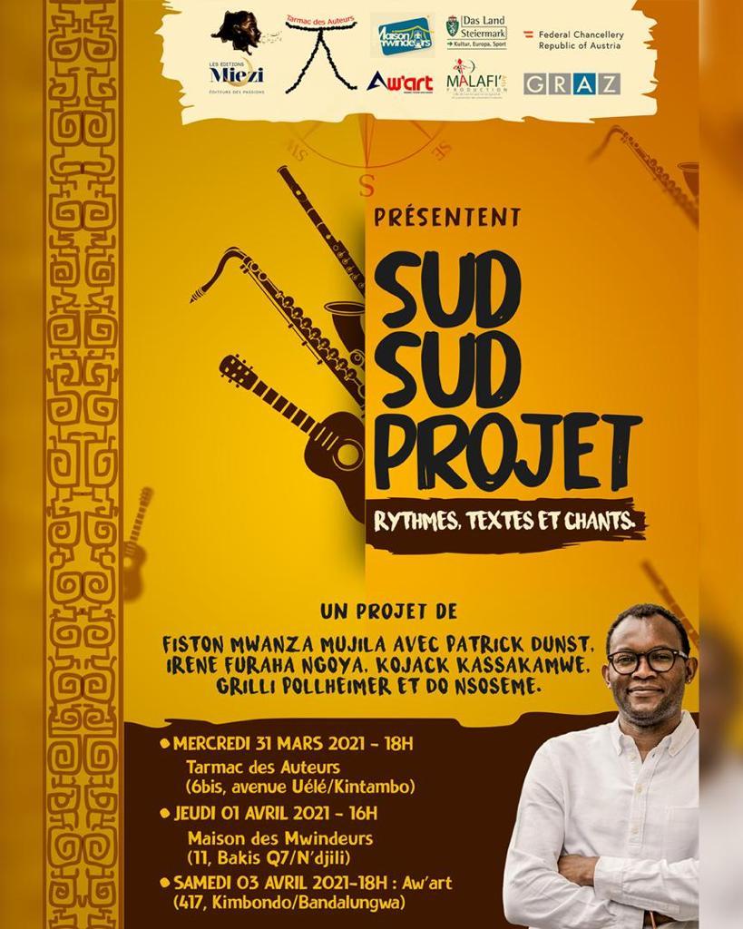 Süd Süd Projekt Fiston Mwanza Mujila