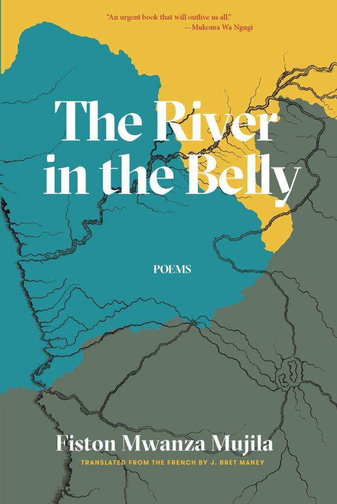 Cover von The River in the Belly von Fiston Mwanza Mujila